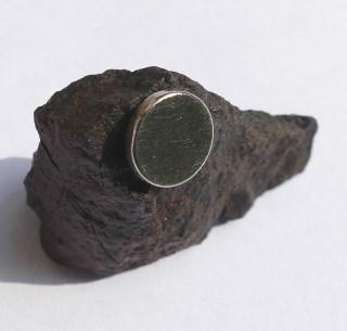 magnetischer Meteorit