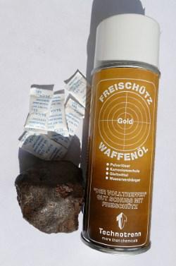 rostschutz meteorit